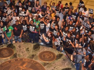 Dream Defenders in Tallahassee, 2013