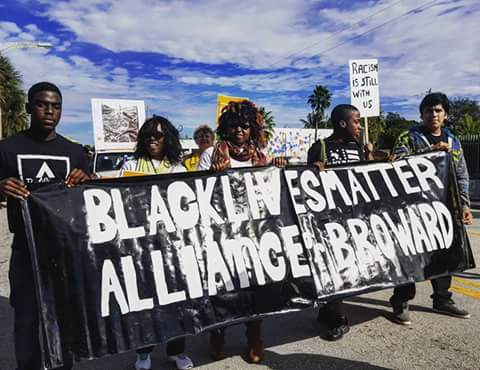 black lives matter alliance broward