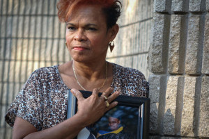 Jennifer Young, mother of Jermaine McBean.