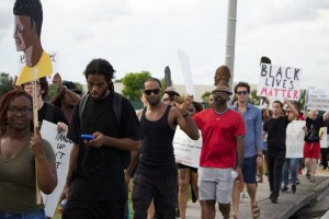 #blacklivesmatter protest in Miami Gardens 7.16.2016 Black Lives Matter Alliance Broward