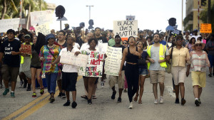 #blm954 protest 7.9.2016 black lives matter alliance broward