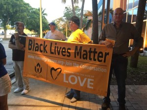 black lives matter broward blvd charlotte solidarity