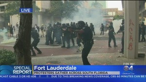 FLPD Riot Police on May 31st