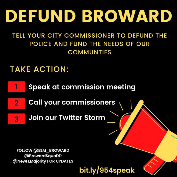 defund broward